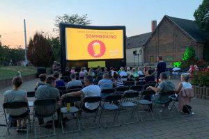 Open-Air-Kino Schkopau