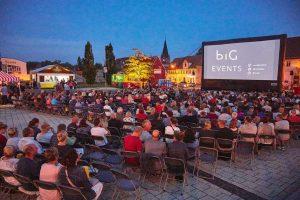Sommerkino Schkeuditz mit BIG Events